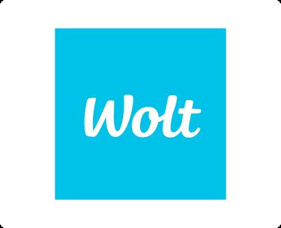 Tilaa Wolt:n kautta!